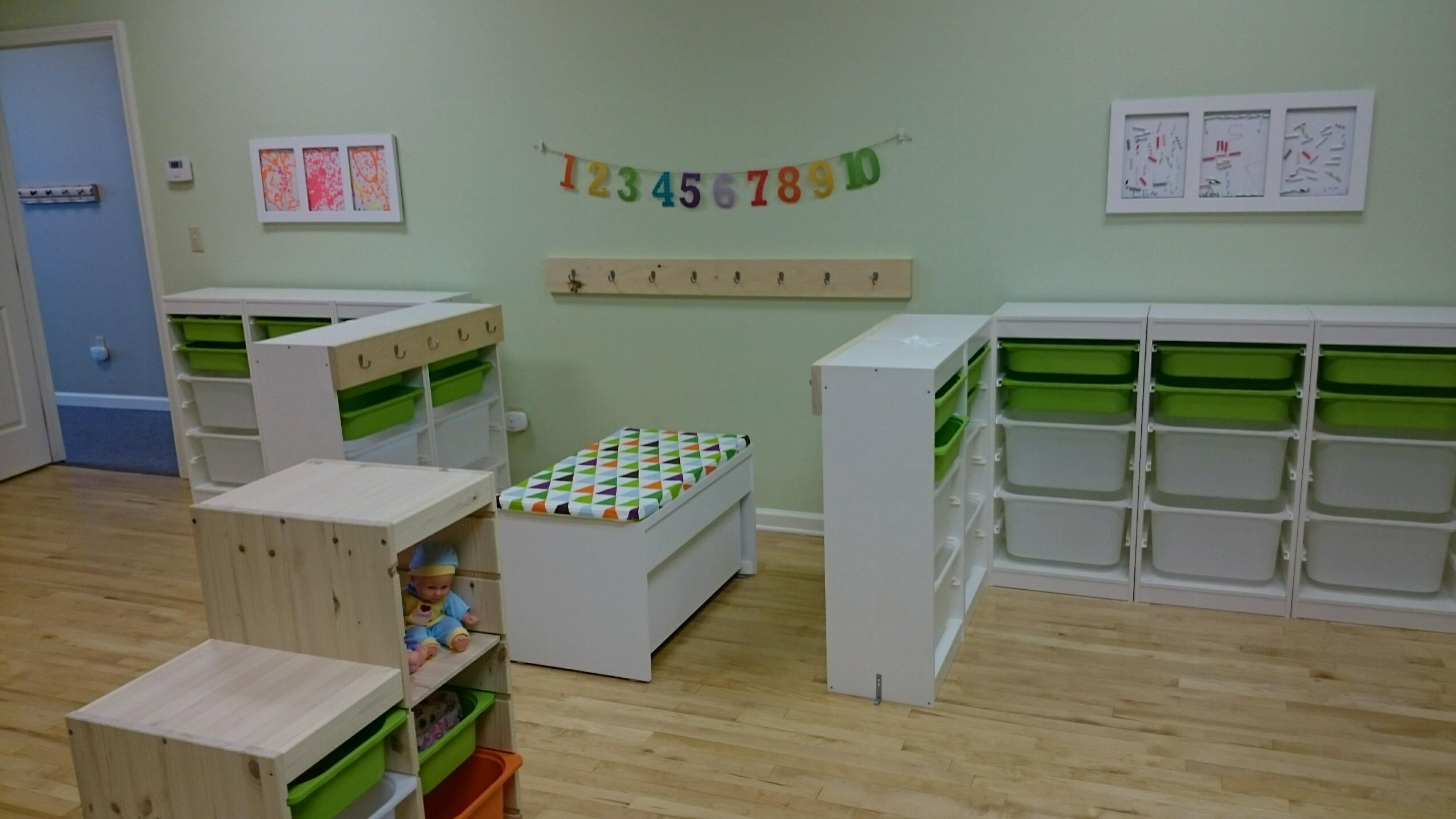 Take A Look At Our Kindergarten Wrap Around Clrooms Located In Clifton Park